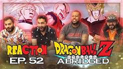 Dragon Ball Z Abridged - 52 - Group Reaction