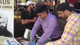 Ahmadiyya Book Stall (Brooklyn Jamaat New york USA)