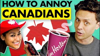 Things Canadians HATE (is Grunge's video accurate?)
