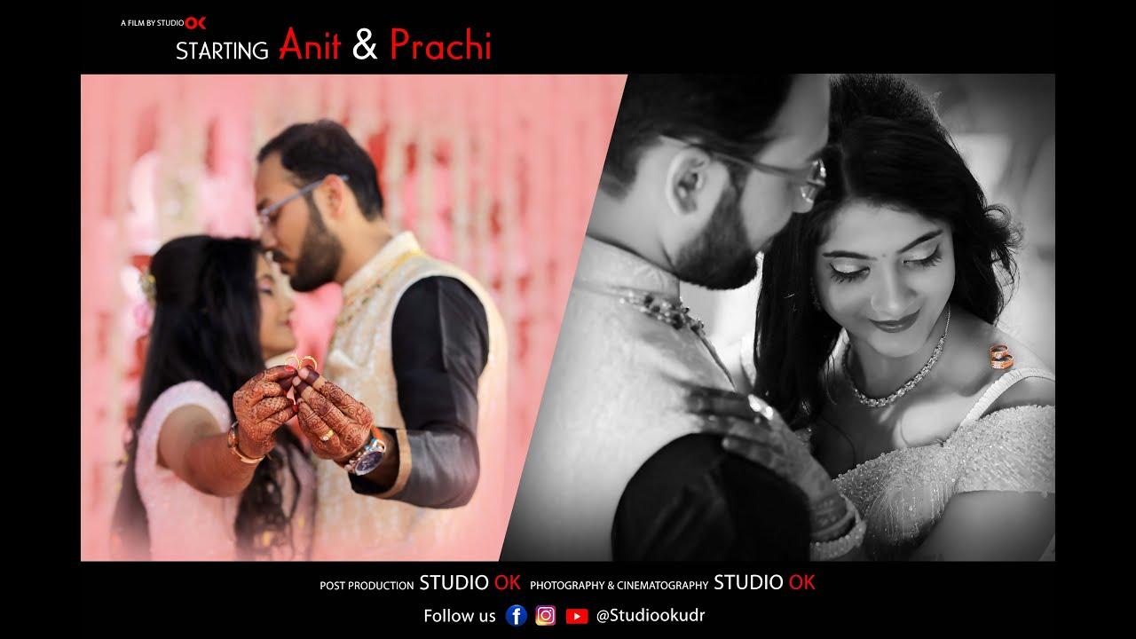 BEST WEDDING FILM 2020 | ANIT & PRACHI | STUDIO OK UDAIPUR | INDIA