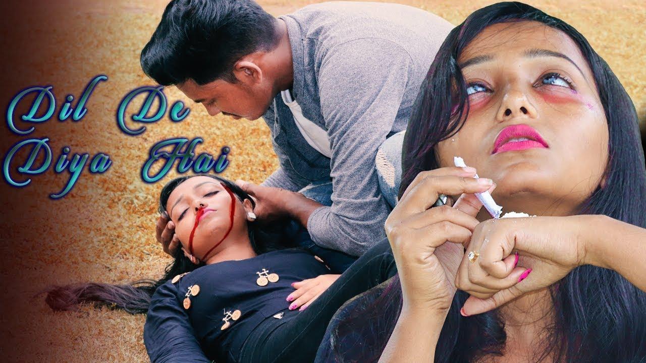 Dil De Diya Hai   Most Emotional Heart Touching Love Story   Drug Addiction   RS Rhythm