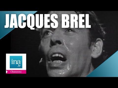 """Jacques Brel """"Ces gens-là""""   Archive INA"""