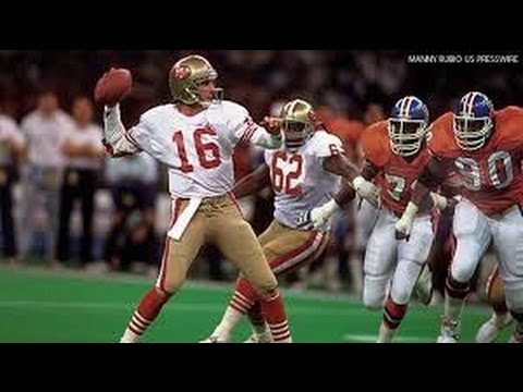 #6: Joe Montana Super Bowl XXIV Highlights | 49ers vs. Broncos | Top 50 SB Performances