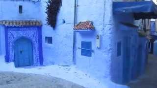 Шэфшауэн, Марокко. Прогулка по медине