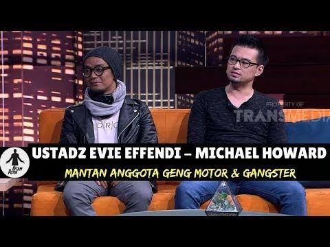USTADZ EVIE EFFENDI - MICHAEL HOWARD | HITAM PUTIH  (02/02/18) 3-4