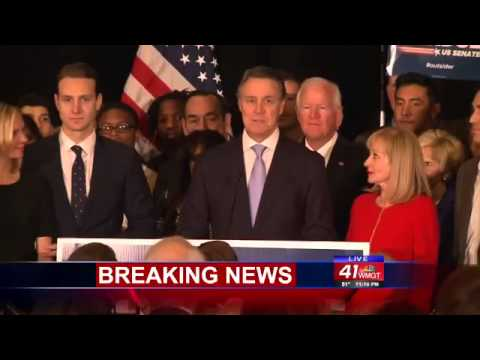 David Perdue Makes Statement on Victory Tonight