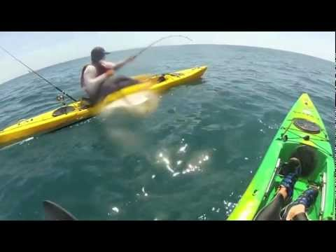 Mozambique Kayak Trip