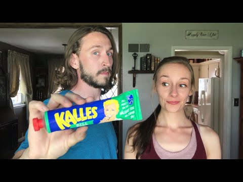 Experiencing Sweden's Kalles Kaviar
