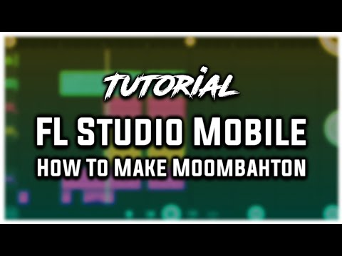 [TUTORIAL] How To Make Moombahton Music In FL Studio Mobile thumbnail