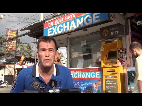 Euro Baht Umrechner Thailand THB