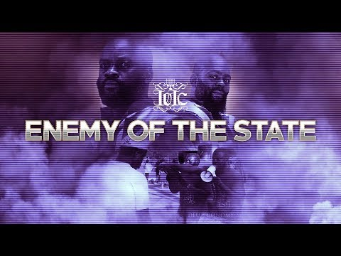 The Israelites: ENEMY OF THE STATE