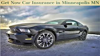 Cheap Car Insurance in Minneapolis MN