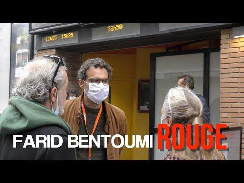 CINEMED 2020 : Rouge (film) Farid Bentoumi (ITW + B.A)