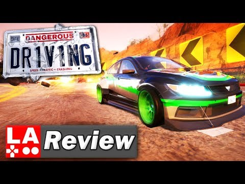 Dangerous Driving Review | (PS4/Xbox One/ PC)