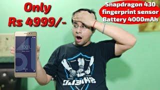 Best Smartphone Under Rs 5000 In India   Hindi   5.5 Inch, Snapdragon 430, Fingerprint Unlock etc.