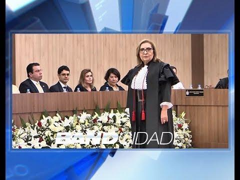 Eleita por merecimento, Joana Meireles assume vaga de desembargadora