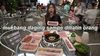 MABOK DAGING BBQ YANG GK MAHAL || MR PARK EXPRESS