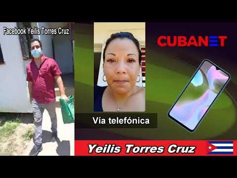 Humberto López agrede a exfiscal cubana Yeilis Torres