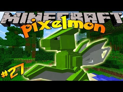 how to download pokemon mod for minecraft