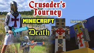 Crusader's Journey: Minecraft and Death