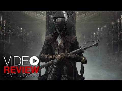 VIDEO RESEÑA: Bloodborne: The Old Hunters