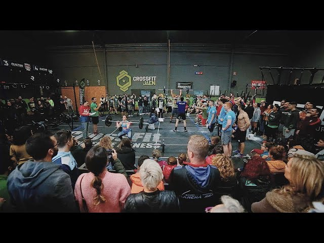 Interbox Battle 2018 - Crossfit Jaén
