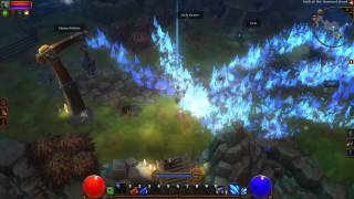 Torchlight 2: Embermage All Skills [ HD ]
