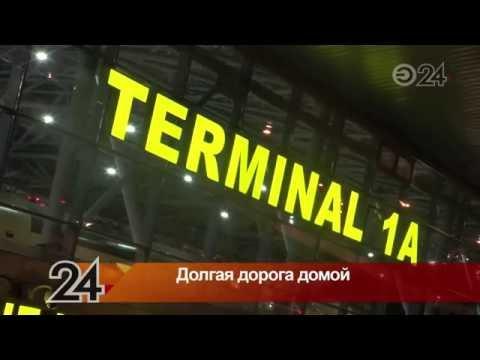 Аэропорт Толмачёво (OVB) - онлайн табло, расписание рейсов