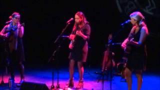 """A Hundred Miles"" Gillian Welch Cover Watkins, Jarosz & O'Donovan -..."