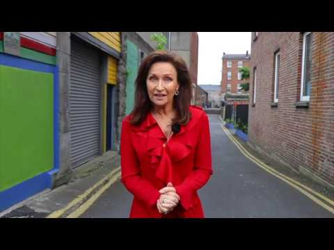 Celia Holman Lee fights homelessness with Focus Ireland