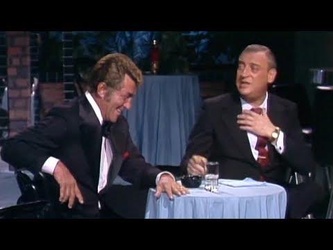 Rodney Dangerfield Talks Vegas & Marriage on The Dean Martin Show (1973)