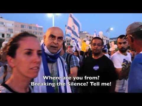 Attacked by a Tel Aviv