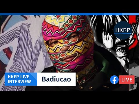HKFP Live Interview: Chinese-Australian artist Badiucao