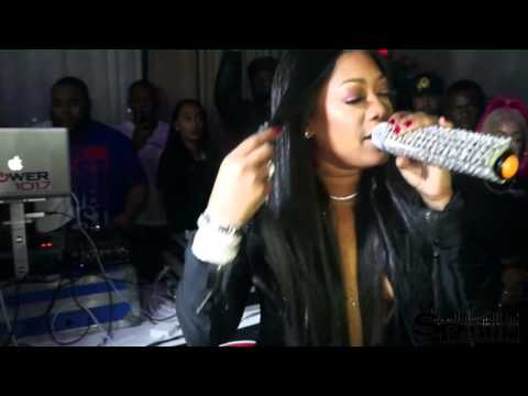 Trina live @ The Fountains in Salisbury, MD