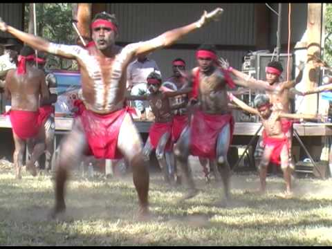 Mayi Wunba Aboriginal Dance Group at Laura Festival (2) thumbnail
