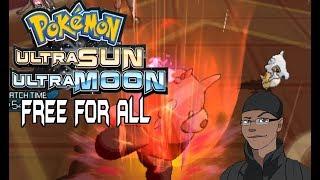 Playstation -  Pokemon Ultra Sun & Moon FFA