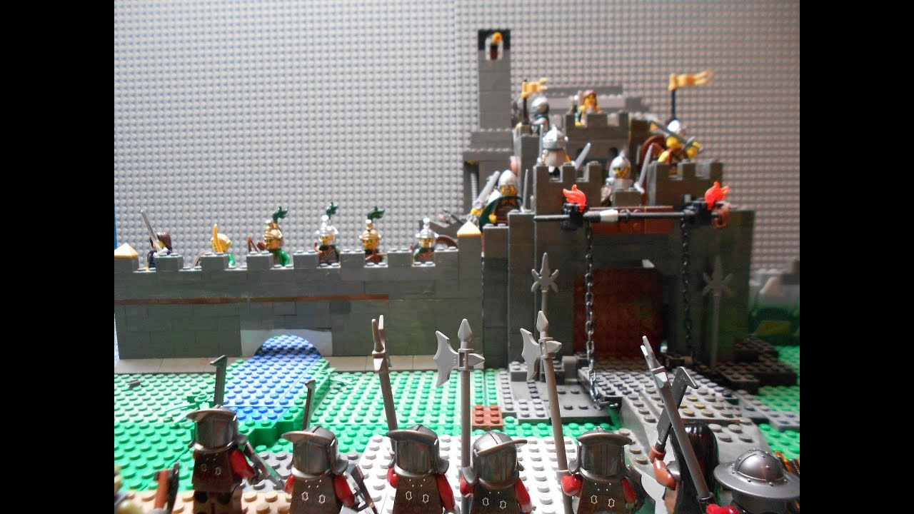 Lego Lord Of The Rings Youtube Helm