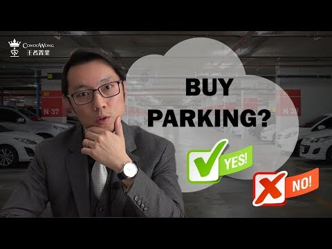 Should You Buy Parking with a Condo Investment?