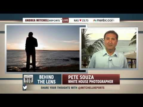 Pete Souza Shares Behind-the-Lens Moments - YouTube