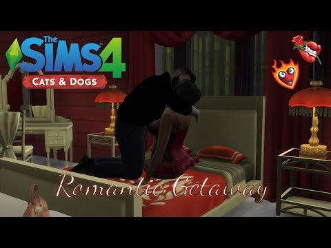 The Sims 4 Cats And Dogs/Romantic Getaway/Ep26