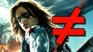 Captain America: The Winter Soldier - What's The Difference?