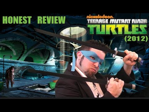 Honest Review: Teenage Mutant Ninja Turtles (2012)