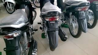Suzuki Smash V 2016 - Suzuki Motor Shop, Steung Meancheay