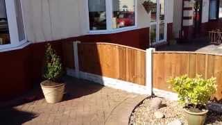Garden Fencing Wavertree Liverpool