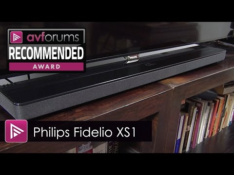 Philips Fidelio XS1 Soundstage Review