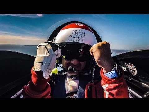 Red Bull Air Race, San Diego 2017 - Peter Podlunsek Aerosports
