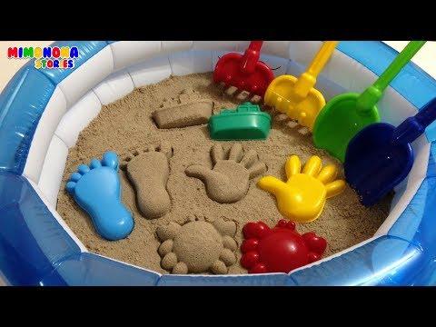 Colores, animales y objetos ✨  Juegos didacticos para niños - Mimonona Stories