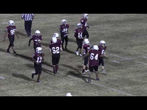 20201105 Playoffs - West Creek Middle School Varsity Football vs Richview