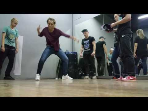Krump session (08/08/2016) | Dance Centre Myway