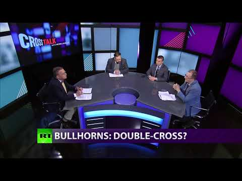 CrossTalk Bullhorns: Double-Cross?